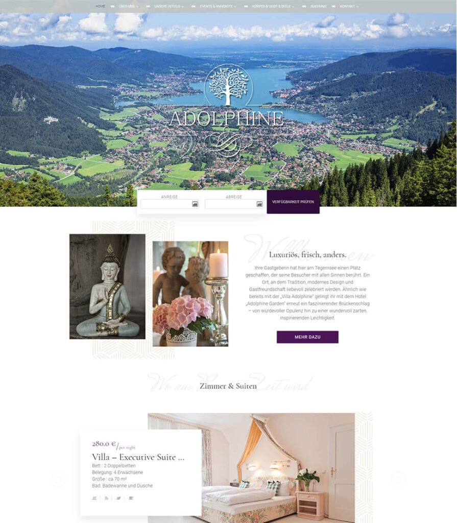Designiero portfolio - Adolphine