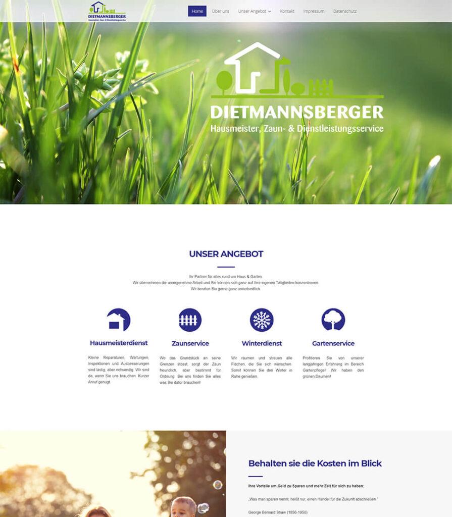 Designiero portfolio - Dietmannsberger